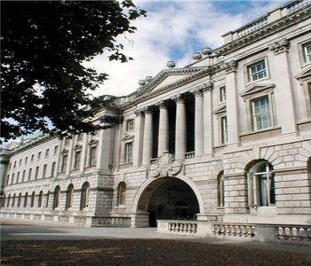 英国伦敦大学国王学院校园建筑