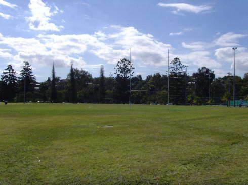 昆士兰大学校园风光图片