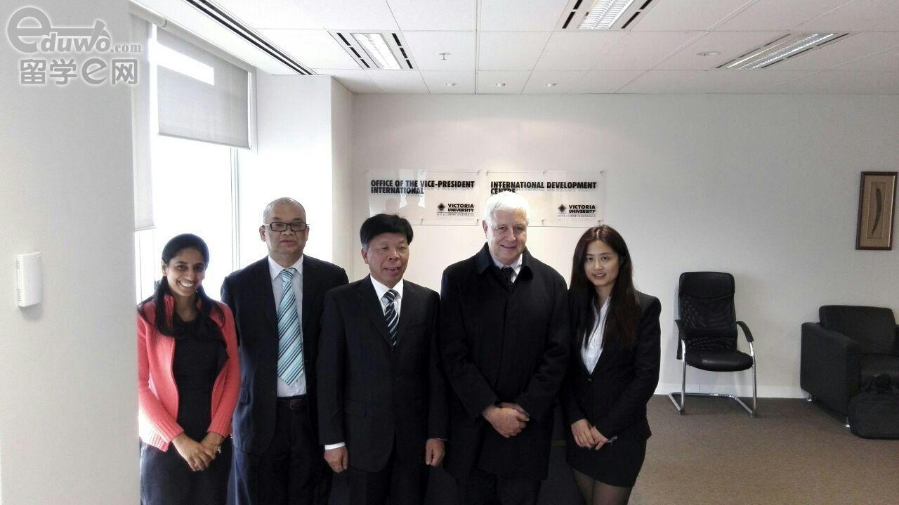 惠州城市学院与拉伯爵大学