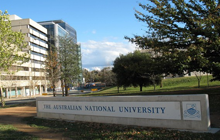 澳大利亚国立大学The Australian National University