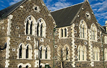 坎特伯雷大学University of Canterbury