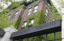 多伦多大学University of Toronto