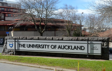 奥克兰大学The University of Auckland